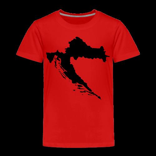 Kroatien Shirt - Kinder Premium T-Shirt