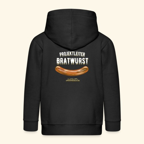 Grillshirt Projektleiter Bratwurst - Geschenkidee!