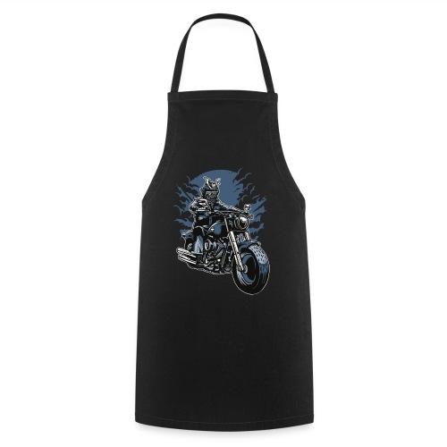 Motero Samurai - Delantal de cocina