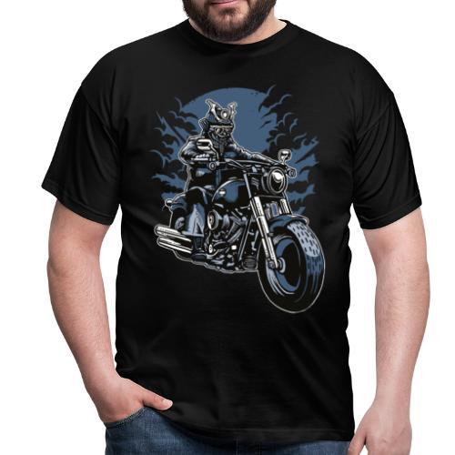 Motero Samurai - Camiseta hombre