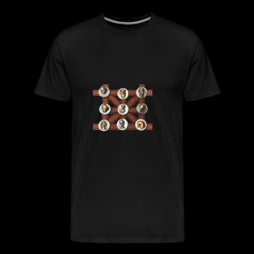 Phalerae - Männer Premium T-Shirt