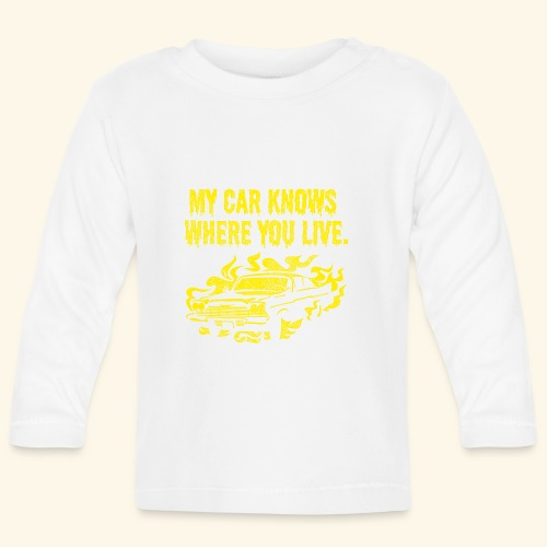 My car t-shirt design