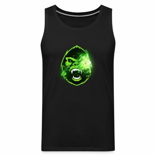 ConclusiveHD Official Logo T-Shirt - Men's Premium Tank Top