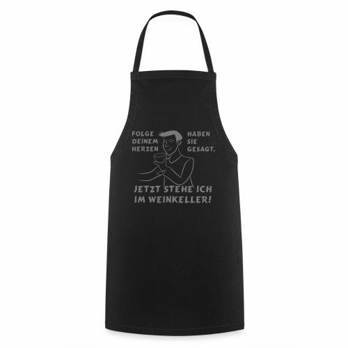 Weinkeller - Kochschürze