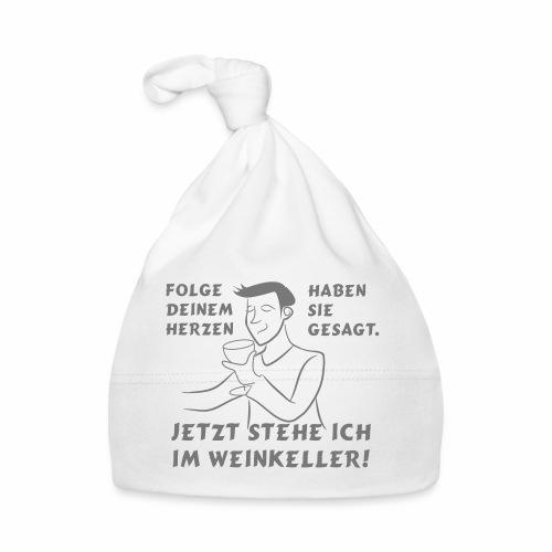Weinkeller - Baby Mütze