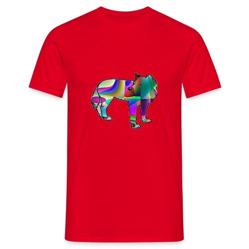 Le loup - T-shirt Homme