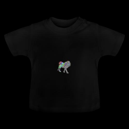 Le lion - Baby T-Shirt