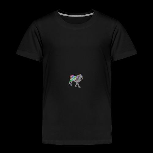 Le lion - Kinder Premium T-Shirt