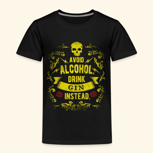 Drink gin instead t shirt
