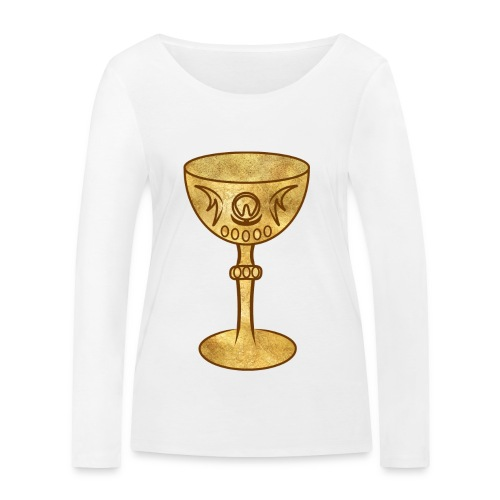 T-shirt GRAAL - T-shirt manches longues bio Stanley & Stella Femme