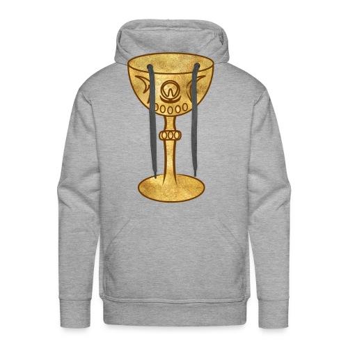 T-shirt GRAAL - Sweat-shirt à capuche Premium pour hommes