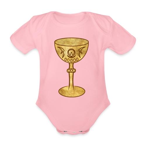 T-shirt GRAAL - Body bébé bio manches courtes