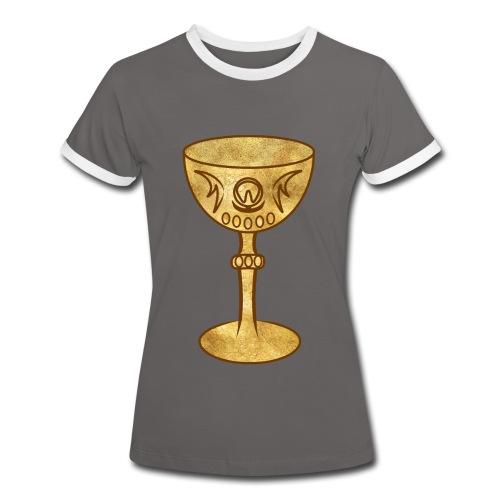 T-shirt GRAAL - T-shirt contrasté Femme