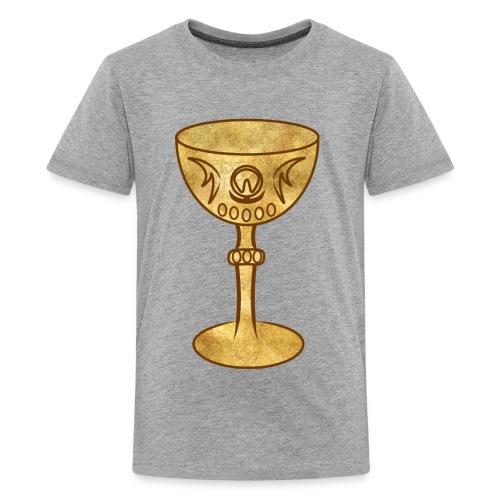 T-shirt GRAAL - T-shirt Premium Ado
