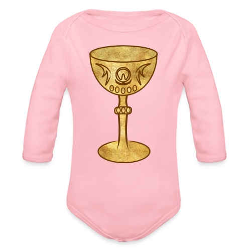 T-shirt GRAAL - Body bébé bio manches longues