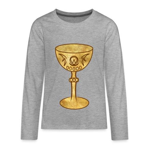 T-shirt GRAAL - T-shirt manches longues Premium Ado