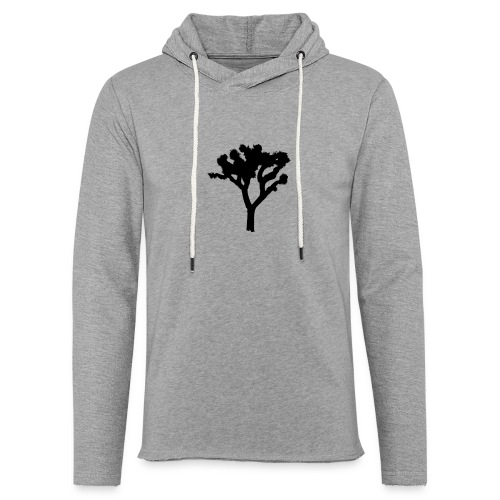 Joshua Tree - Leichtes Kapuzensweatshirt Unisex