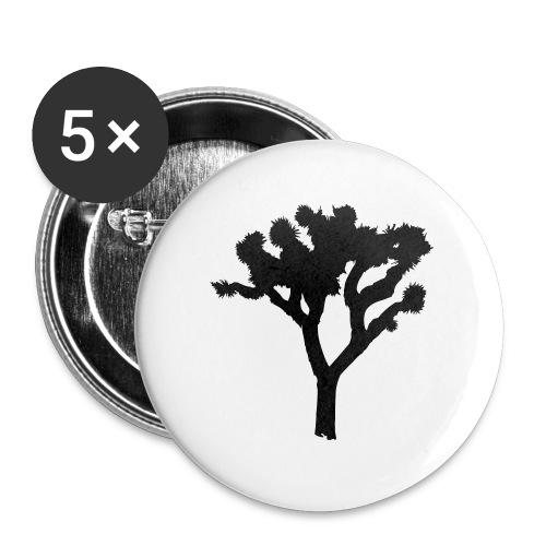 Joshua Tree - Buttons groß 56 mm