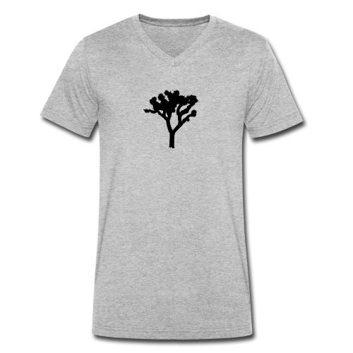 Joshua Tree - Männer Bio-T-Shirt mit V-Ausschnitt von Stanley & Stella
