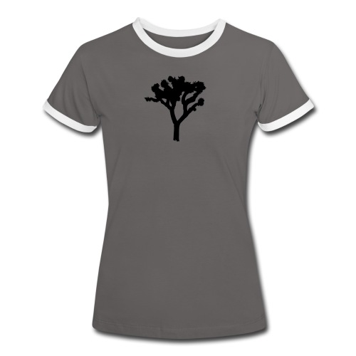 Joshua Tree - Frauen Kontrast-T-Shirt