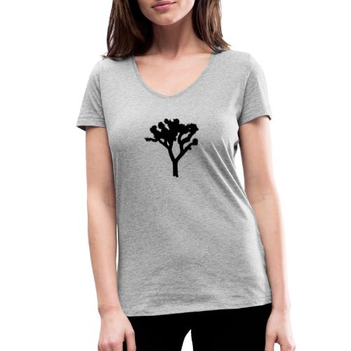 Joshua Tree - Frauen Bio-T-Shirt mit V-Ausschnitt von Stanley & Stella