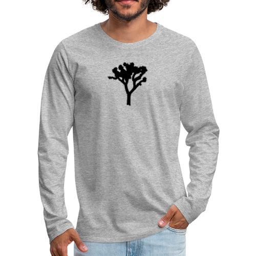 Joshua Tree - Männer Premium Langarmshirt