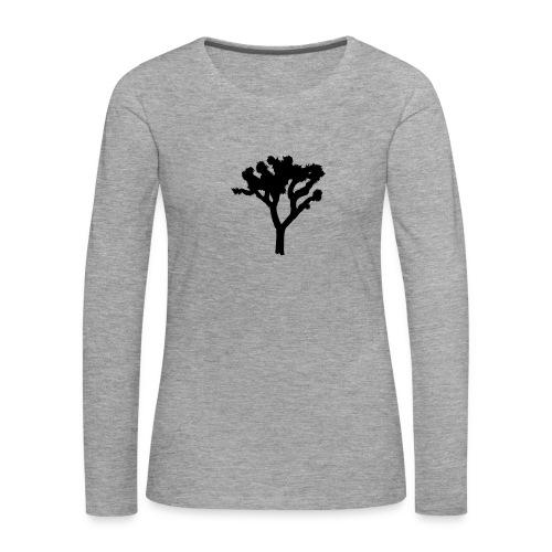 Joshua Tree - Frauen Premium Langarmshirt