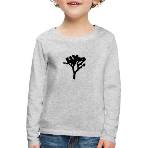 Joshua Tree - Kinder Premium Langarmshirt