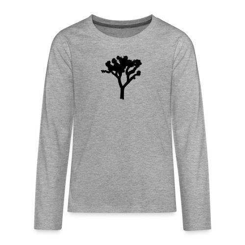 Joshua Tree - Teenager Premium Langarmshirt