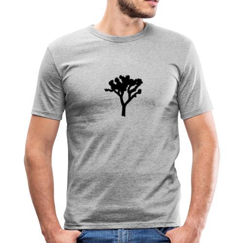 Joshua Tree - Männer Slim Fit T-Shirt