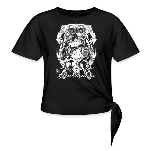 T-shirt à nœud