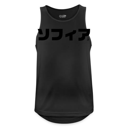 Sophia, Sofia - Men's Breathable Tank Top
