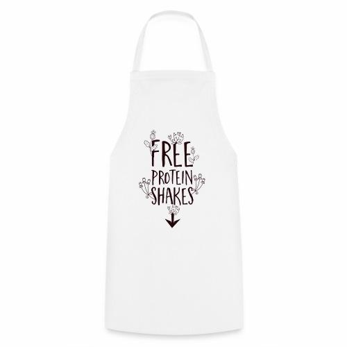 Free Protein Shakes - Kochschürze