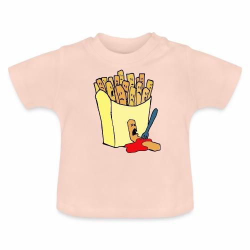 Pommestüte - Baby T-Shirt