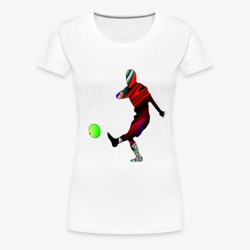 Football 2 - T-shirt Premium Femme