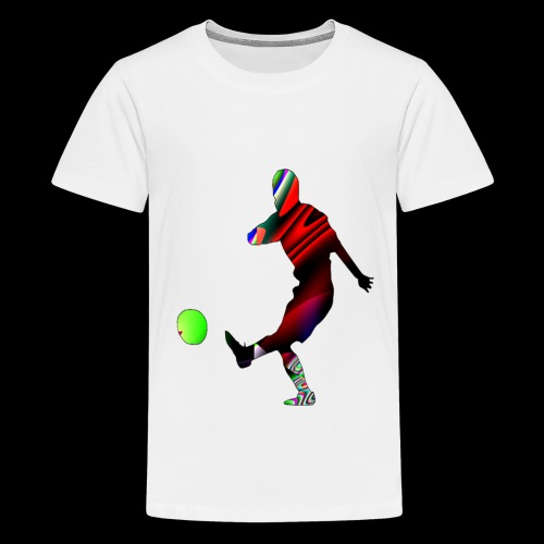 Football 2 - T-shirt Premium Ado