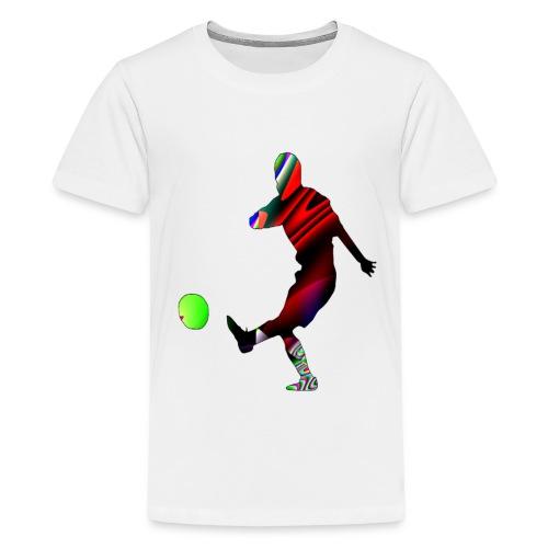Football 2 - T-shirt Premium Ado