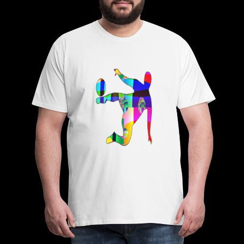 Football 3 - Männer Premium T-Shirt