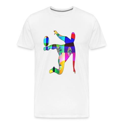 Football 3 - T-shirt Premium Homme