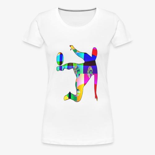 Football 3 - T-shirt Premium Femme