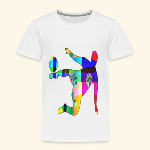 Football 3 - T-shirt Premium Enfant