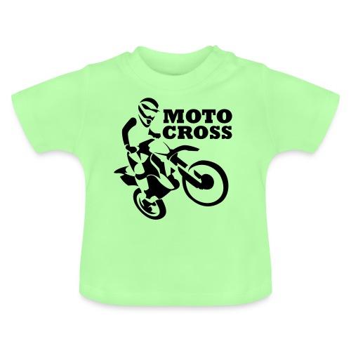 Motocross - Camiseta bebé
