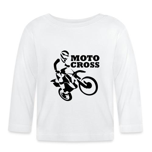 Motocross - Camiseta manga larga bebé