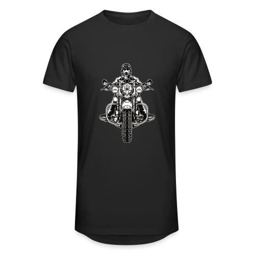 Motorista salvaje - Camiseta urbana para hombre