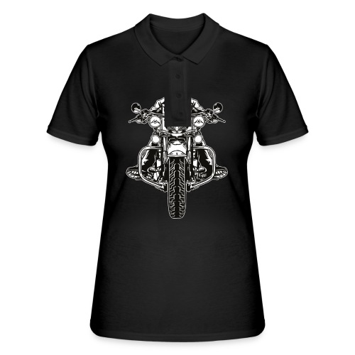 Motorista salvaje - Women's Polo Shirt