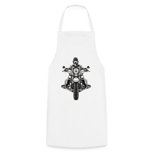 Motorista salvaje - Delantal de cocina