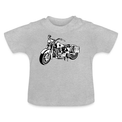 Motocicleta - Camiseta bebé