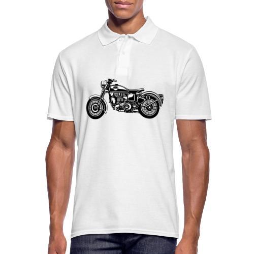 Motocicleta - Polo hombre