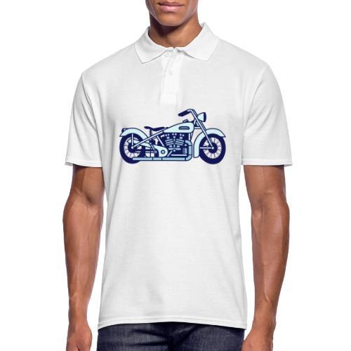 Moto - Polo hombre