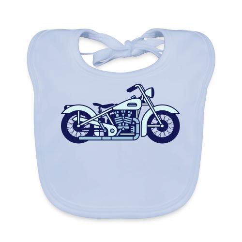 Moto - Babero ecológico bebé